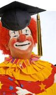 Honourary $15 Degree in Parapsyghosthunting from Hamburger U!