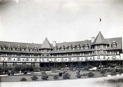 The Algonquin Resort in the 1920s